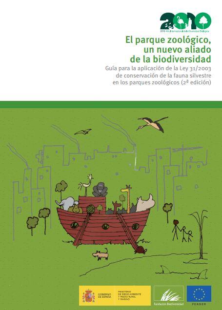 conservación de la fauna. Guía