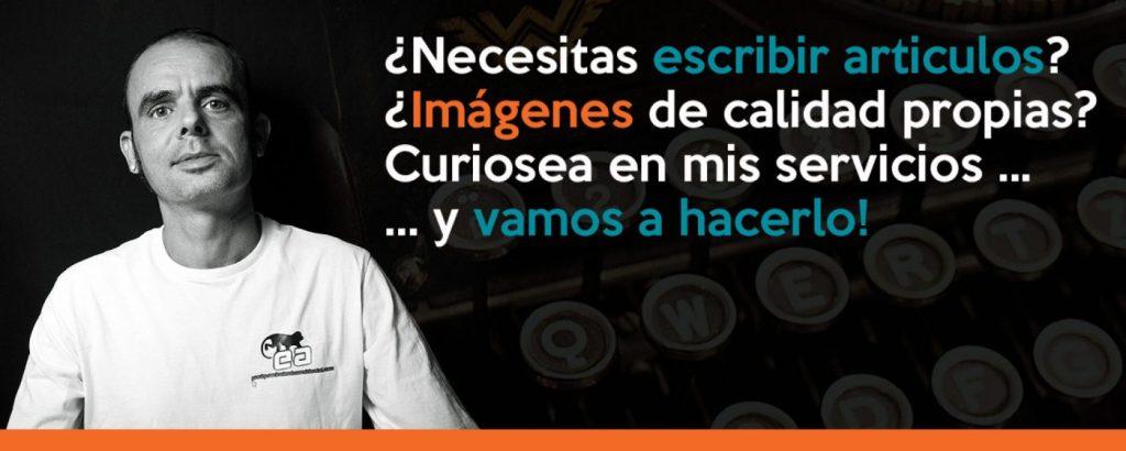Juan Carlos Cañadilla Lendinez / Redactor de contenidos web, community manager y ponente de bienestar animal