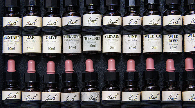 Flores de Bach y aromaterapia
