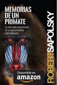 Memorias De Un Primate (Entrelineas) Tapa blanda