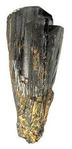 Mineral de Coltán.